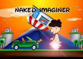naked imaginer